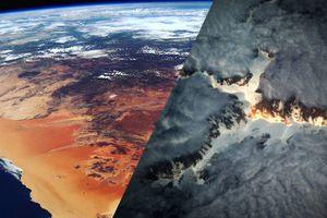 Découvrez la magnificence de la Terre à travers l'objectif de Thomas Pesquet