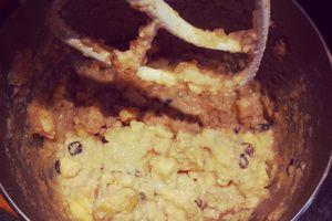 Miam, un gâteau de pauvre {pain rassis inside}