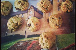 Cookies crunch crunch