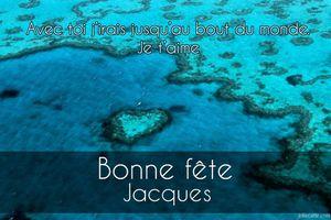 Fete Saint Jacques - 25 juillet