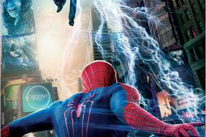 THE AMAZING SPIDER-MAN : LE DESTIN D'UN HEROS (The amazing Spider-man 2)