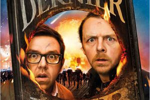 LE DERNIER PUB AVANT LA FIN DU MONDE (The world's end)