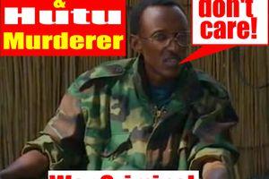 RWANDA: MANIFESTATION CONTRE LA PRESENCE DE PAUL KAGAME EN EUROPE (le 02 et 03/04/2014)
