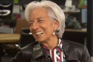"VIDEO. Christine Lagarde présidente en 2017? ""Aucune chance"""