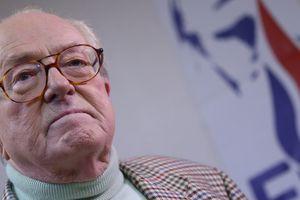 Jean-Marie Le Pen sera entendu par le conseil disciplinaire du Front national sans sa fille