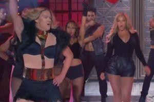 """VIDÉO. Beyoncé a surpris Channing Tatum en pleine imitation dans """"Lip Sync Battle"""""""