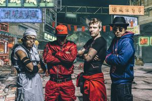 Quand le breakdance rencontre Street Fighter