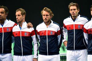Battue par la Croatie, l'équipe de France de tennis n'ira pas en finale de Coupe Davis