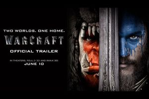 Le premier trailer du film Warcraft !