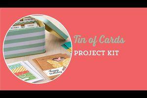 kit projet coffret