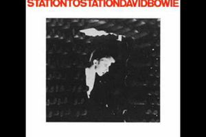 David Bowie - Word On A Wing