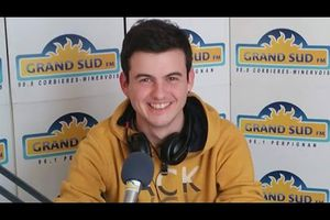 L'interview / Grand Sud Fm / 10/ 03/2016 #sansimon...