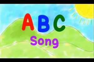 ABC Song / Alphabet song