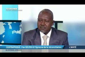 Général Dhaffane, invité TV5 Monde, JT Afrique du 02 janvier 2015