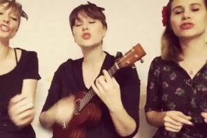 The Tiki Sisters - No More (cover McGuire Sisters)...