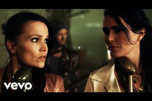 Within Temptation & Tarja Turunen - Paradise (What About Us)