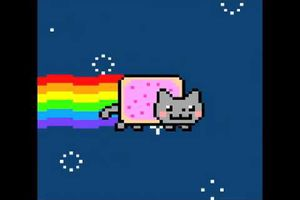 Nyan Cat on YouTube and all that other Nyan Cat Videos!