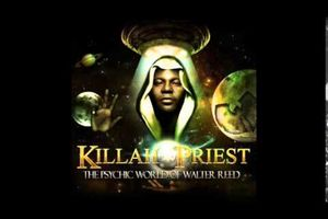 Killah Priest - Music Of The Spheres - The Psychic World Of Walter Reed