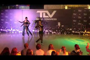 Onassaka Dance Company @ TLV Salsa Congress 2017