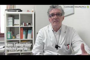 """Il dottor Leimgruber: """"I medici prendano coscienza delle doti terapeutiche della cannabis"""""""