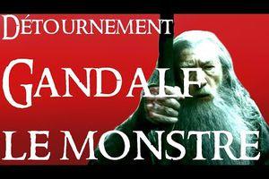Gandalf, le monstre