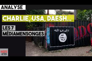 Charlie, USA, Daesh : les 7 médiamensonges.