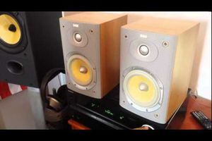 Bowers & Wilkins DM600 S3