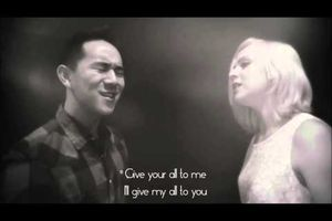Madilyn Bailey & Jason Chen - All Of Me