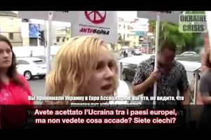 Crimini di guerra in Ucraina-Censura assoluta occidentale