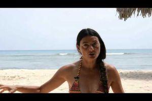 5 Tibétains : Tibétain numéro 3 par Carole Jehan