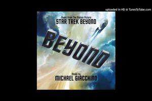 01 Logo and Prosper - Star Trek Beyond OST (Michael Giacchino)
