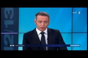 France3 Journal 12/13 du 18 mars 2013 -RecycLivre.Com