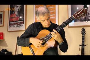 Brothers In Arms - 3 Cam Classical Guitar version by MFN