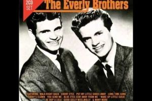 Samedi en musique #1 - Bye Bye Love (The Everly Brothers)