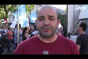 Déclaration Angelo Alves, membre du Bureau politique du Comité central du Parti Communiste Portugais :  «Mettre fin à l'agression israélienne»
