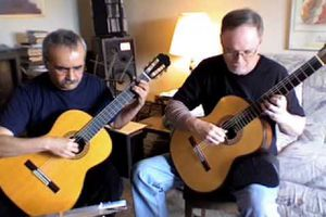 Troisieme chant d'amour - Marc Lamberg - Played by Nylon Tapestry