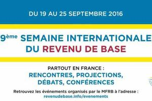 9e semaine internationale du revenu de base