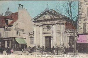 L'histoire du village La Chapelle de Jacques FRANCOIS