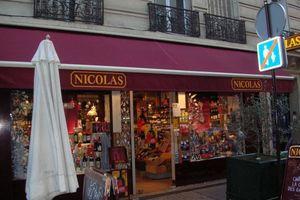 Les Vins Nicolas : une bonne adresse dans le quartier La Chapelle