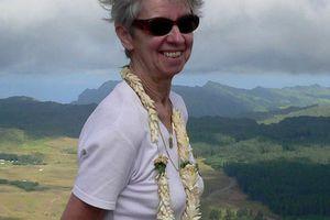 Arrivée de Claudine à Nuku Hiva