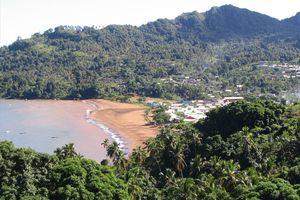 Vue d'Acoua - Mayotte