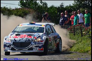 Geko Ypres Rally 2014