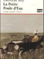 La Petite Poule d'Eau - Gabrielle Roy