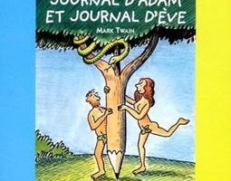 Journal d'Adam, journal d'Eve - Mark Twain