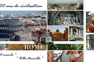 Vacances Romaine !!!