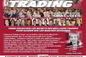 Salon du trading : Paris - 21 et 22 Septembre 2007