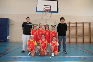 Photo des benjamines