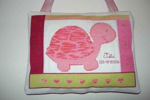 Finitions de la Tortue rose