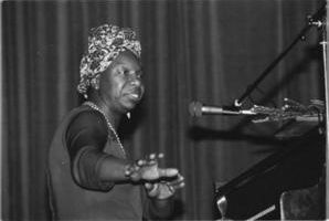 Turning point by Nina Simone (a song !)