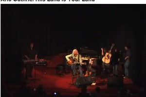 This land is your land by Arlo Guthrie (song and video)